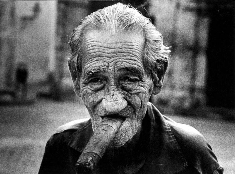 Gregorio, Cuba 1999 © Viggo Rivad
