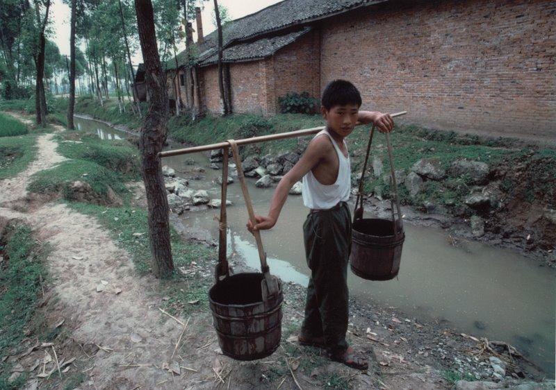 China 1983 © Viggo Rivad