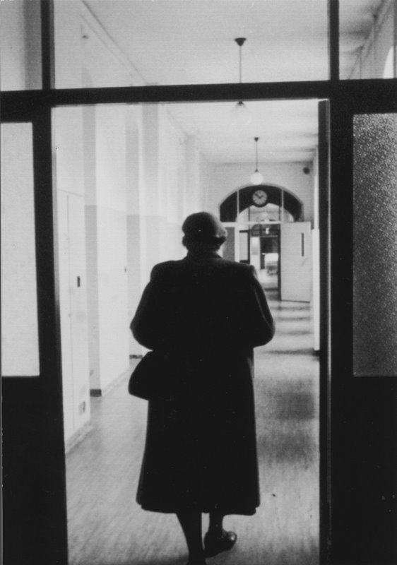 Farewell # 3 © Viggo Rivad 1962