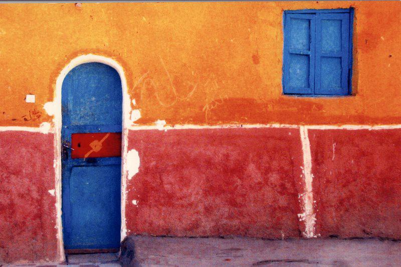 Amra's House, Aswan, Egypt 1997 © Viggo Rivad