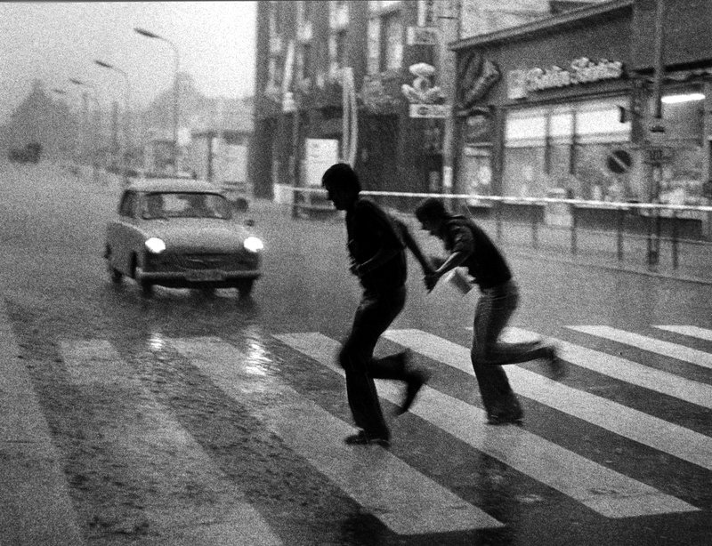 East Berlin 1966 © Viggo Rivad