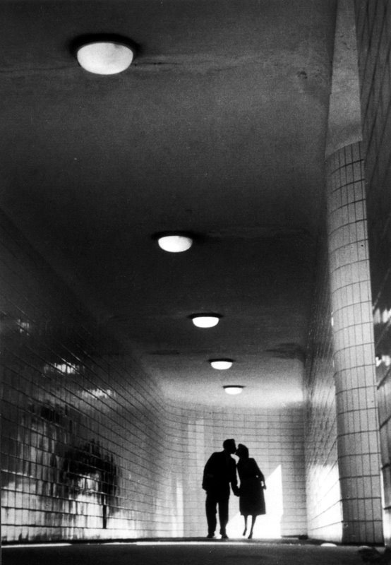 Hi my love, Copenhagen 1955 © Viggo Rivad