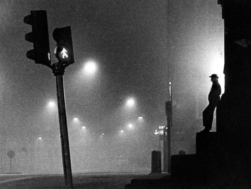 Hojbro Square 1983 © Viggo Rivad