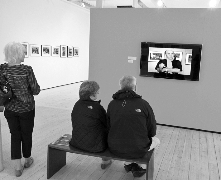Museum Of Photography, Odense, Denmark 2012 © Jan Oberg