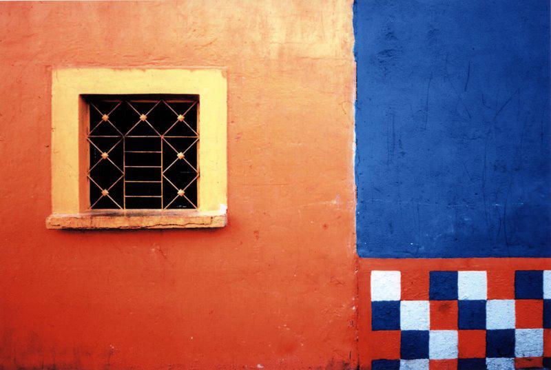 Mexican Wall 1978 © Viggo Rivad